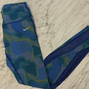 Nike mesh leggings